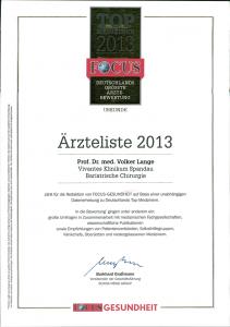Urkunde-Prof-Lange