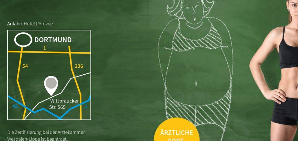 """Veranstaltung """"Behandlungskonzept adipöser Patienten"""" in Dortmund"""